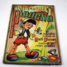 Coleccionismo Álbum: PINOCHO - ALBUM DE LUJO - COMPLETO - FHER. Lote 178871582