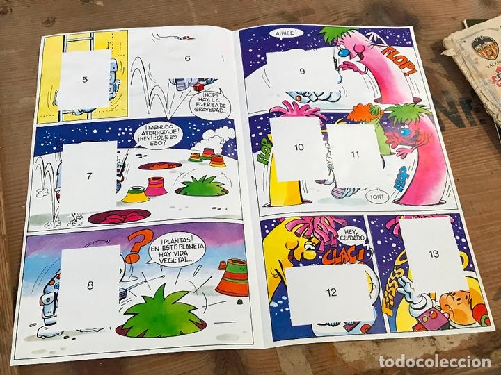 Coleccionismo Álbum: Album plancha volkie el aventurero de cropan - vacio y nuevo - mega raro - Foto 2 - 202953096