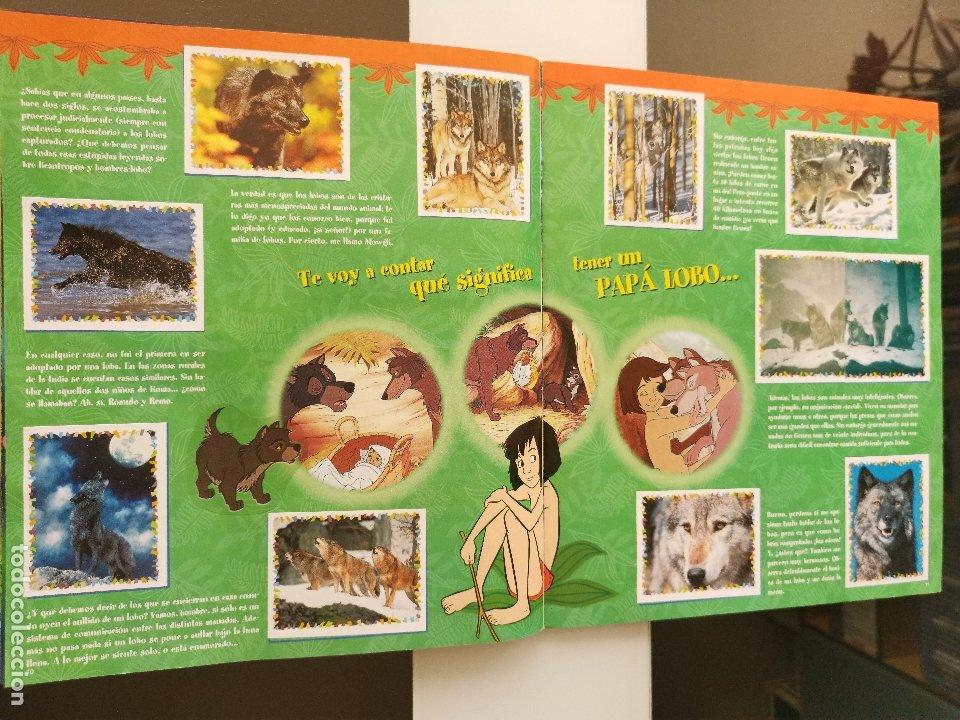 Coleccionismo Álbum: ÁLBUM CROMOS DISNEY ANIMALES ED. PANINI - Foto 7 - 178915262