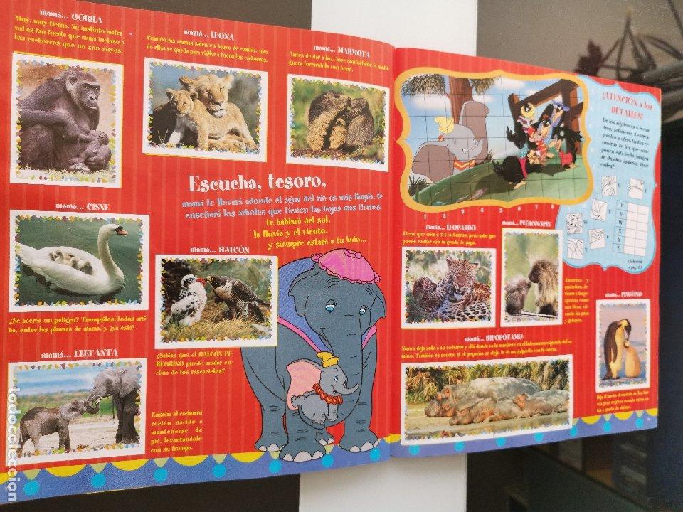 Coleccionismo Álbum: ÁLBUM CROMOS DISNEY ANIMALES ED. PANINI - Foto 15 - 178915262