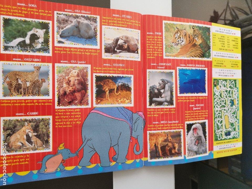 Coleccionismo Álbum: ÁLBUM CROMOS DISNEY ANIMALES ED. PANINI - Foto 16 - 178915262