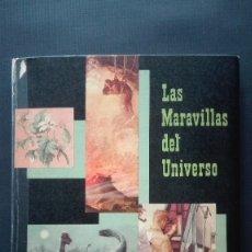 Coleccionismo Álbum: ALBUM LAS MARAVILLAS DEL UNIVERSO. Lote 178971986
