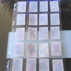 Coleccionismo Álbum: COLECCIÓN CROMOS PANRICO BOLLYCAO SPIDERMAN SPIDER TATUAJES - COMPLETA - SPIDER TATOOS. Lote 178995092