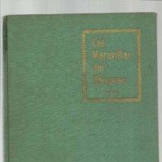 Coleccionismo Álbum: MARAVILLAS DEL UNIVERSO 3, 1958, NSTLÉ, ÁLBUM COMPLETO. COLECCIÓN A.T.. Lote 179213592