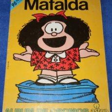 Coleccionismo Álbum: MAFALDA - ASTON ¡COMPLETO!. Lote 179234151