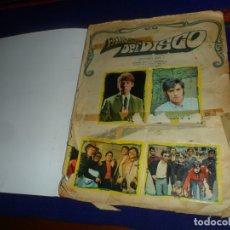 Coleccionismo Álbum: FAMOSOS DEL DISCO COMPLETO 180 CROMOS. ESTE 1968. THE ROLLING STONES, THE BEATLES.. Lote 180099506