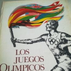 Coleccionismo Álbum: LOS JUEGOS OLÍMPICOS 1964 COMPLETO. Lote 180159313