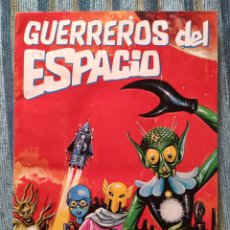 Coleccionismo Álbum: ALBUM DE CROMOS GUERREROS DEL ESPACIO (COMPLETO) (FHER 1983). Lote 180178111