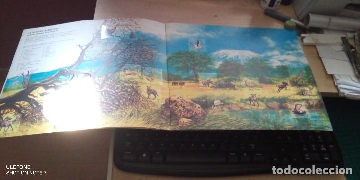 Coleccionismo Álbum: ALBUM EL MARAVILLOSO MUNDO DE LOS ANIMALES - AVENTURA DE LOS JÓVENES CASTORES 1986 - Foto 2 - 180225671