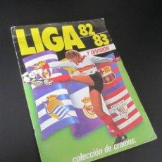 Coleccionismo Álbum: LIGA 82 - 83 DE EDICIONES ESTE. ALBUM COMPLETO. Lote 180326927