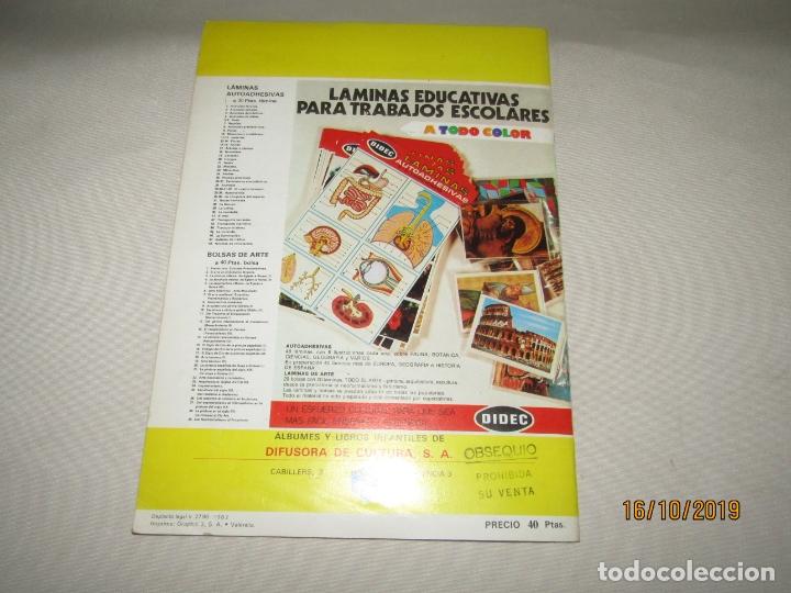Coleccionismo Álbum: Antiguo Álbum * PEGATINAS * Serie 1ª de Difusora de Cultura del Año 1982 - Foto 2 - 180414823