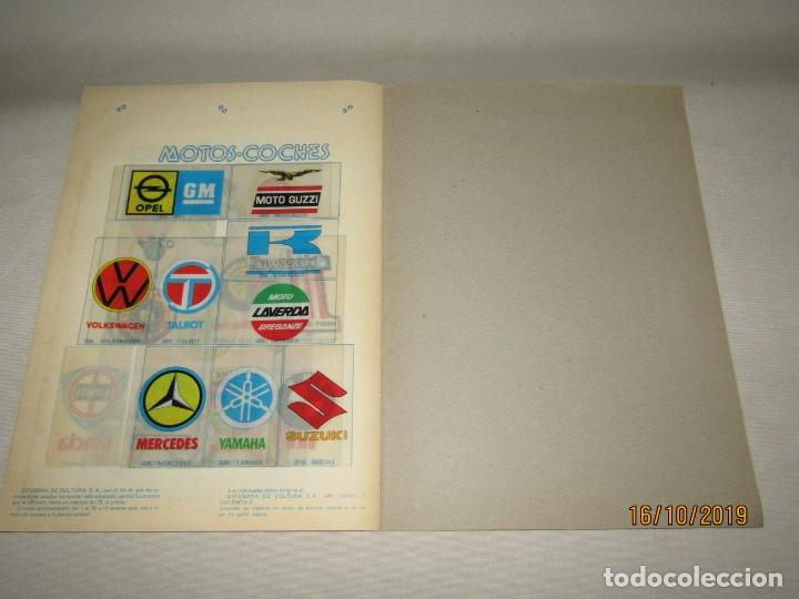 Coleccionismo Álbum: Antiguo Álbum * PEGATINAS * Serie 1ª de Difusora de Cultura del Año 1982 - Foto 3 - 180414823