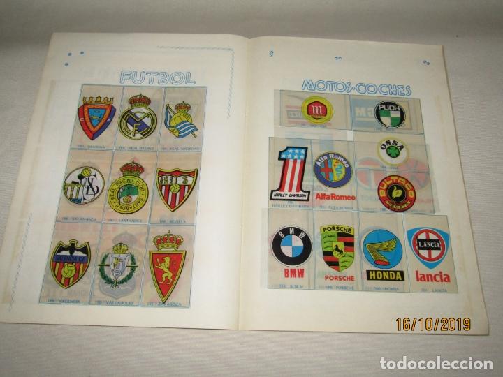 Coleccionismo Álbum: Antiguo Álbum * PEGATINAS * Serie 1ª de Difusora de Cultura del Año 1982 - Foto 4 - 180414823