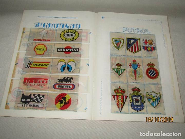 Coleccionismo Álbum: Antiguo Álbum * PEGATINAS * Serie 1ª de Difusora de Cultura del Año 1982 - Foto 5 - 180414823