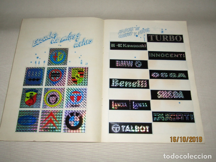 Coleccionismo Álbum: Antiguo Álbum * PEGATINAS * Serie 1ª de Difusora de Cultura del Año 1982 - Foto 12 - 180414823