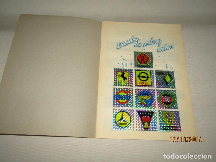 Coleccionismo Álbum: Antiguo Álbum * PEGATINAS * Serie 1ª de Difusora de Cultura del Año 1982 - Foto 13 - 180414823