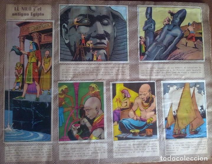 Coleccionismo Álbum: ALBUM MAGA AFRICA Y SUS HABITANTES 1965 COMPLETO. FALTA CONTRAPORTADA - Foto 2 - 180426471