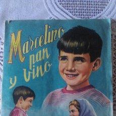 Coleccionismo Álbum: AB-650.- ALBUM DE CROMOS -- MARCELINO PAN Y VINO-- COMPLETO-- 240, CROMOS, FHER, VER FOTOS . Lote 180483476