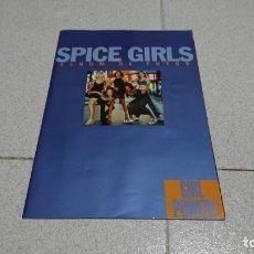 Coleccionismo Álbum: ÁLBUM DE FOTOS SPICE GIRLS, COMPLETO . Lote 180489338