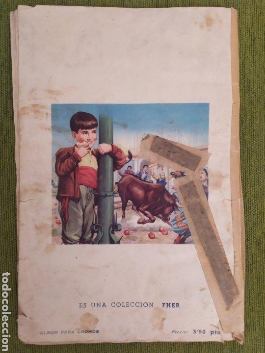 Coleccionismo Álbum: ÁLBUM DE LA PELÍCULA MARCELINO PAN Y VINO. EDITORIAL FHER. COMPLETO 240 CROMOS - Foto 2 - 181073477