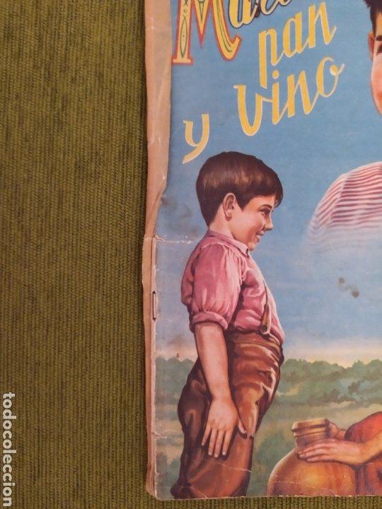 Coleccionismo Álbum: ÁLBUM DE LA PELÍCULA MARCELINO PAN Y VINO. EDITORIAL FHER. COMPLETO 240 CROMOS - Foto 3 - 181073477