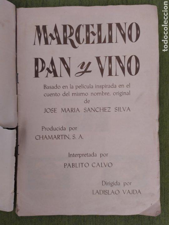 Coleccionismo Álbum: ÁLBUM DE LA PELÍCULA MARCELINO PAN Y VINO. EDITORIAL FHER. COMPLETO 240 CROMOS - Foto 8 - 181073477