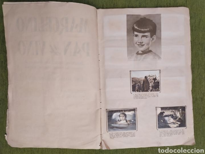 Coleccionismo Álbum: ÁLBUM DE LA PELÍCULA MARCELINO PAN Y VINO. EDITORIAL FHER. COMPLETO 240 CROMOS - Foto 9 - 181073477