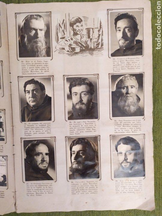 Coleccionismo Álbum: ÁLBUM DE LA PELÍCULA MARCELINO PAN Y VINO. EDITORIAL FHER. COMPLETO 240 CROMOS - Foto 14 - 181073477