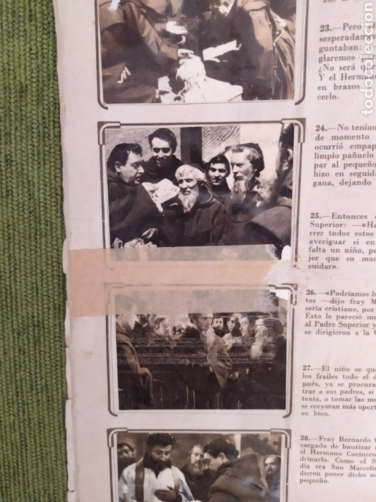 Coleccionismo Álbum: ÁLBUM DE LA PELÍCULA MARCELINO PAN Y VINO. EDITORIAL FHER. COMPLETO 240 CROMOS - Foto 17 - 181073477