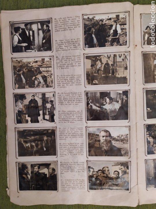 Coleccionismo Álbum: ÁLBUM DE LA PELÍCULA MARCELINO PAN Y VINO. EDITORIAL FHER. COMPLETO 240 CROMOS - Foto 20 - 181073477
