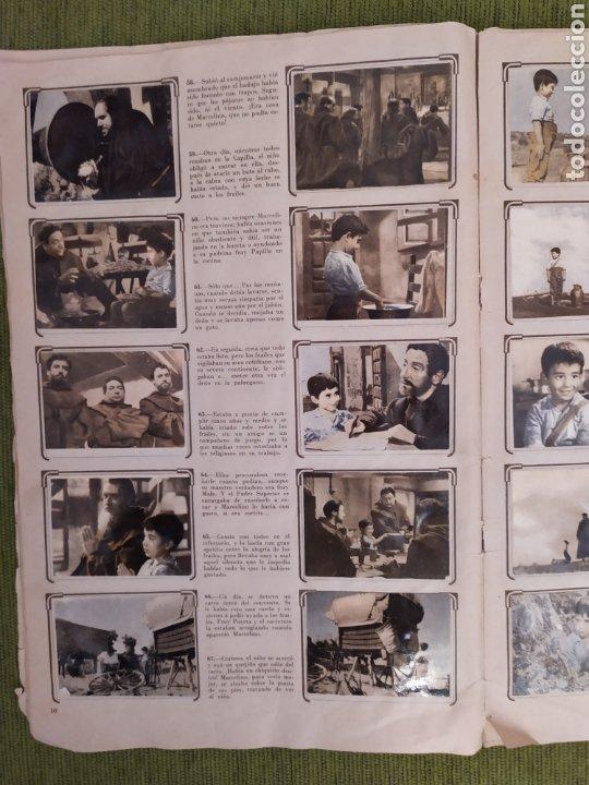 Coleccionismo Álbum: ÁLBUM DE LA PELÍCULA MARCELINO PAN Y VINO. EDITORIAL FHER. COMPLETO 240 CROMOS - Foto 23 - 181073477