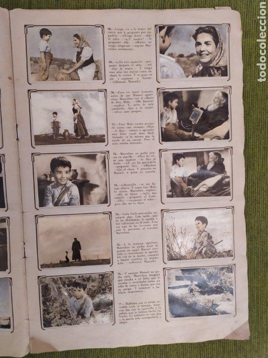 Coleccionismo Álbum: ÁLBUM DE LA PELÍCULA MARCELINO PAN Y VINO. EDITORIAL FHER. COMPLETO 240 CROMOS - Foto 24 - 181073477
