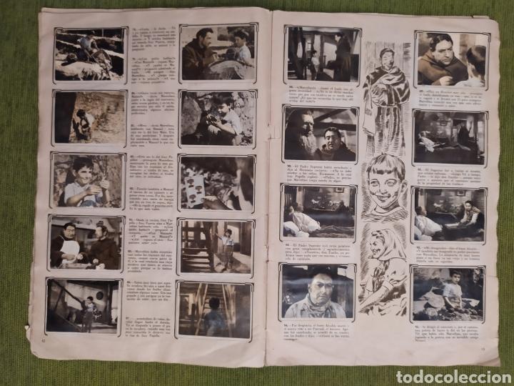Coleccionismo Álbum: ÁLBUM DE LA PELÍCULA MARCELINO PAN Y VINO. EDITORIAL FHER. COMPLETO 240 CROMOS - Foto 25 - 181073477
