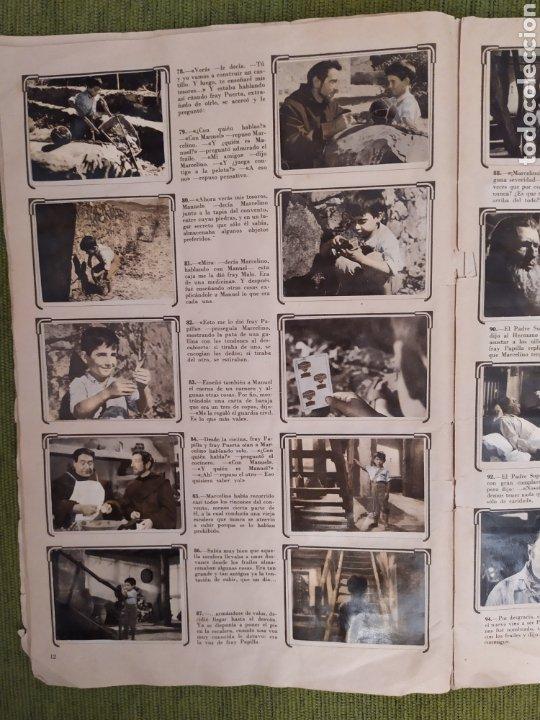 Coleccionismo Álbum: ÁLBUM DE LA PELÍCULA MARCELINO PAN Y VINO. EDITORIAL FHER. COMPLETO 240 CROMOS - Foto 26 - 181073477