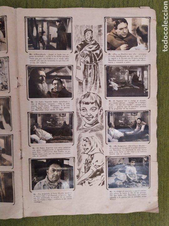 Coleccionismo Álbum: ÁLBUM DE LA PELÍCULA MARCELINO PAN Y VINO. EDITORIAL FHER. COMPLETO 240 CROMOS - Foto 27 - 181073477