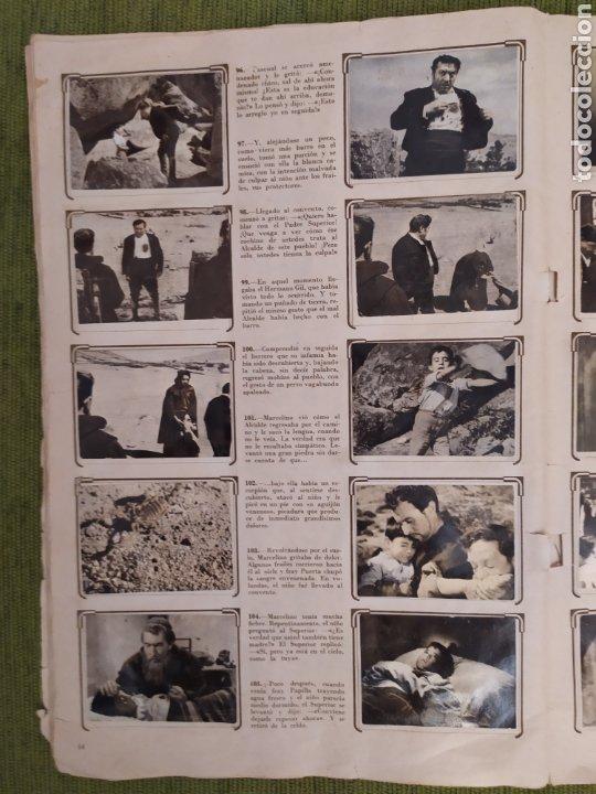 Coleccionismo Álbum: ÁLBUM DE LA PELÍCULA MARCELINO PAN Y VINO. EDITORIAL FHER. COMPLETO 240 CROMOS - Foto 29 - 181073477
