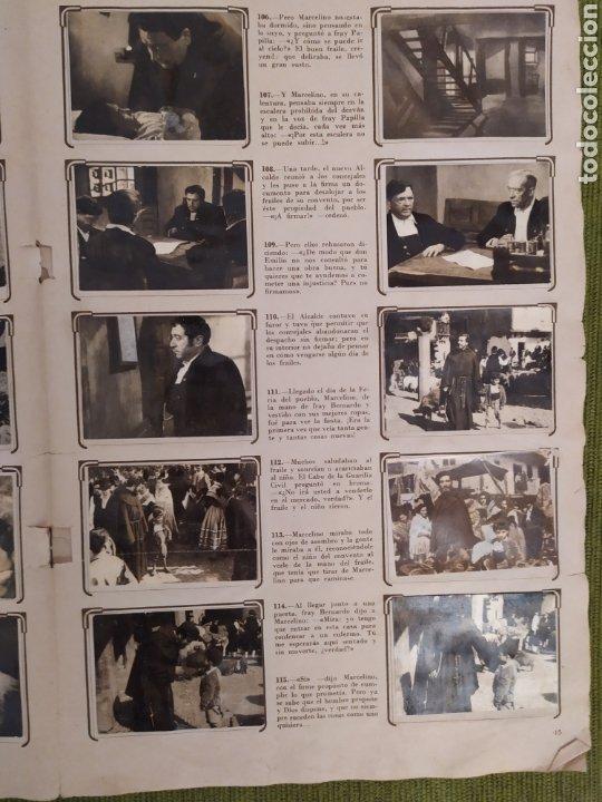 Coleccionismo Álbum: ÁLBUM DE LA PELÍCULA MARCELINO PAN Y VINO. EDITORIAL FHER. COMPLETO 240 CROMOS - Foto 30 - 181073477