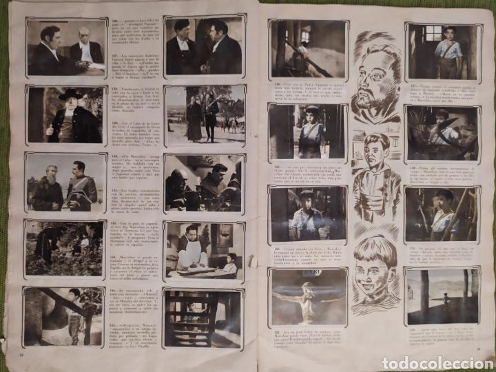 Coleccionismo Álbum: ÁLBUM DE LA PELÍCULA MARCELINO PAN Y VINO. EDITORIAL FHER. COMPLETO 240 CROMOS - Foto 34 - 181073477