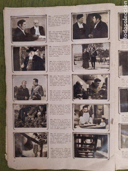 Coleccionismo Álbum: ÁLBUM DE LA PELÍCULA MARCELINO PAN Y VINO. EDITORIAL FHER. COMPLETO 240 CROMOS - Foto 35 - 181073477