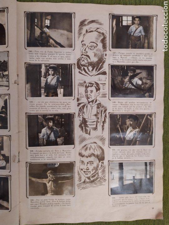 Coleccionismo Álbum: ÁLBUM DE LA PELÍCULA MARCELINO PAN Y VINO. EDITORIAL FHER. COMPLETO 240 CROMOS - Foto 36 - 181073477