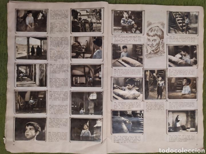 Coleccionismo Álbum: ÁLBUM DE LA PELÍCULA MARCELINO PAN Y VINO. EDITORIAL FHER. COMPLETO 240 CROMOS - Foto 37 - 181073477