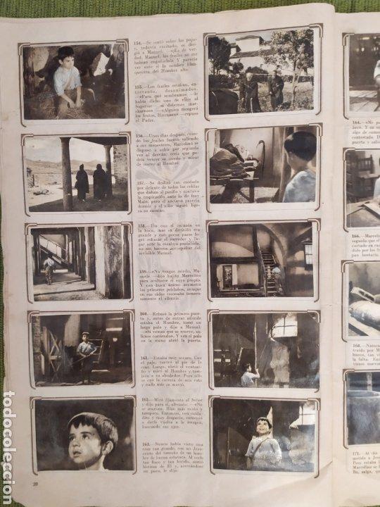 Coleccionismo Álbum: ÁLBUM DE LA PELÍCULA MARCELINO PAN Y VINO. EDITORIAL FHER. COMPLETO 240 CROMOS - Foto 38 - 181073477