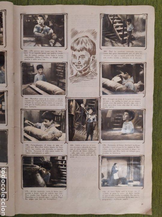 Coleccionismo Álbum: ÁLBUM DE LA PELÍCULA MARCELINO PAN Y VINO. EDITORIAL FHER. COMPLETO 240 CROMOS - Foto 39 - 181073477