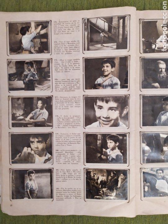 Coleccionismo Álbum: ÁLBUM DE LA PELÍCULA MARCELINO PAN Y VINO. EDITORIAL FHER. COMPLETO 240 CROMOS - Foto 41 - 181073477