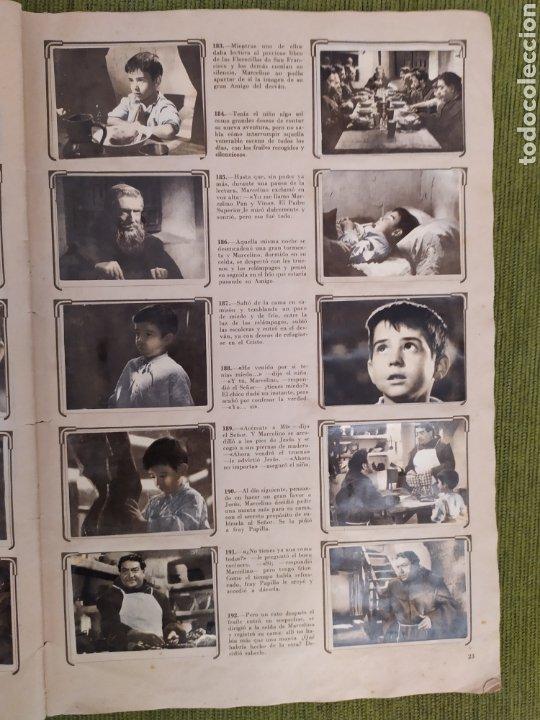 Coleccionismo Álbum: ÁLBUM DE LA PELÍCULA MARCELINO PAN Y VINO. EDITORIAL FHER. COMPLETO 240 CROMOS - Foto 42 - 181073477