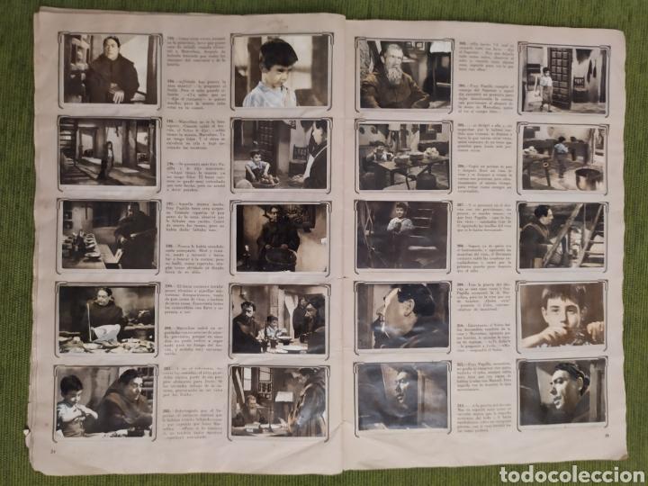 Coleccionismo Álbum: ÁLBUM DE LA PELÍCULA MARCELINO PAN Y VINO. EDITORIAL FHER. COMPLETO 240 CROMOS - Foto 43 - 181073477