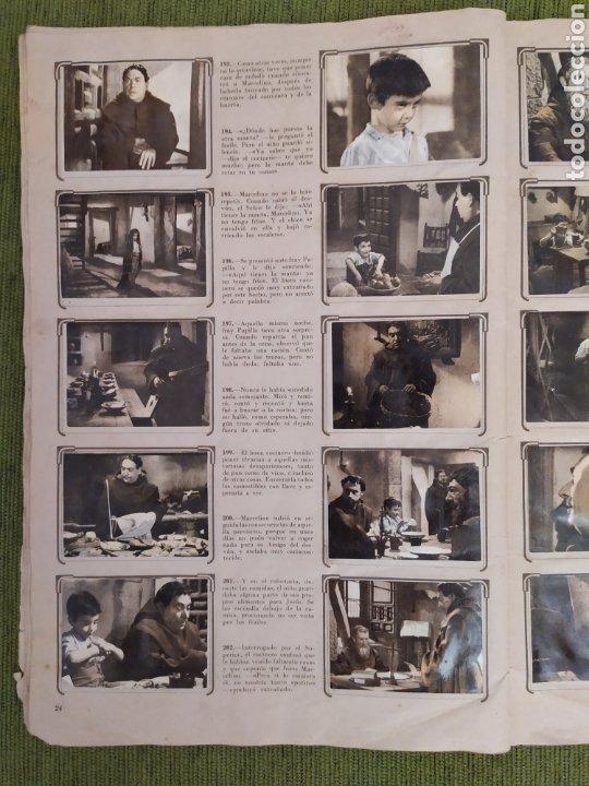 Coleccionismo Álbum: ÁLBUM DE LA PELÍCULA MARCELINO PAN Y VINO. EDITORIAL FHER. COMPLETO 240 CROMOS - Foto 44 - 181073477
