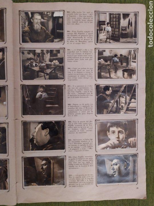 Coleccionismo Álbum: ÁLBUM DE LA PELÍCULA MARCELINO PAN Y VINO. EDITORIAL FHER. COMPLETO 240 CROMOS - Foto 45 - 181073477