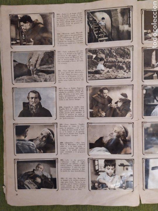 Coleccionismo Álbum: ÁLBUM DE LA PELÍCULA MARCELINO PAN Y VINO. EDITORIAL FHER. COMPLETO 240 CROMOS - Foto 47 - 181073477