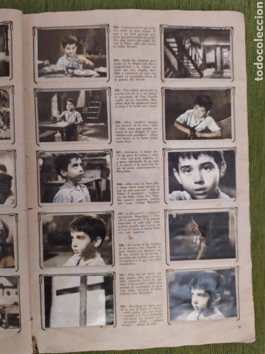 Coleccionismo Álbum: ÁLBUM DE LA PELÍCULA MARCELINO PAN Y VINO. EDITORIAL FHER. COMPLETO 240 CROMOS - Foto 48 - 181073477
